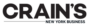 As Featured in Crain's New York Business logo