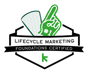 Lifecycle Marketing Foundations Certification