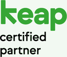 Keap Certified Partner Badge